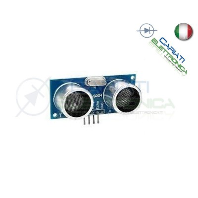 HC-SR04 scheda sensore ultrasuoni sonar sensori di distanza Arduino