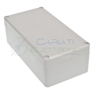 Enclosures hermetically sealed 158x55x82mm IP65