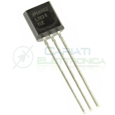 Sensore di Temperatura LM35DZ TO-92 National