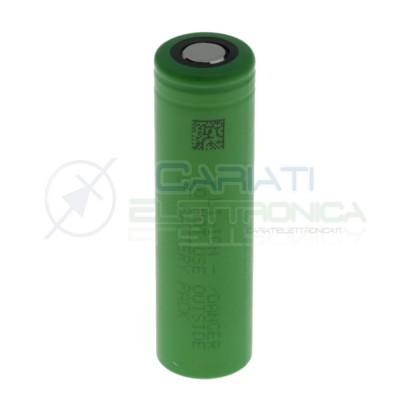Batteria 18650 Sony US18650VTC6 3000mAh ricaricabile 3,7V - 4,2VSony