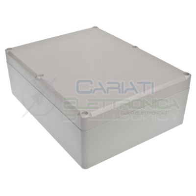 Plastic Enclosure 224x80x174mm IP65 for electronic boards pcb projectsKrade