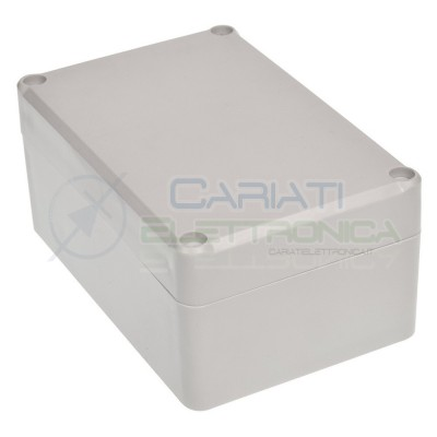 Plastic Enclosure 118x54x78mm IP65 for electronic boards pcb projectsKrade