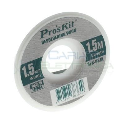 Treccia Trecciola Dissaldante Da 1,5mm Lunghezza 1,5m 8pk-031a Proskit Proskit