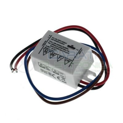 Snp4-350ilp Alimentatore Trasformatore Driver per Led da 350mA 1-3 Led Power IP66 Snappy