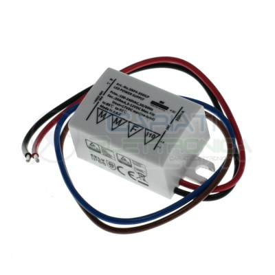 Snp4-350ilp Driver power supply for Led da 350mA 1-3 Led Power IP66Snappy