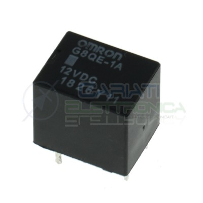 Relay G8QE-1A G8QE1A 12VDC 12V Omron Power Steering Unit ElectricOmron