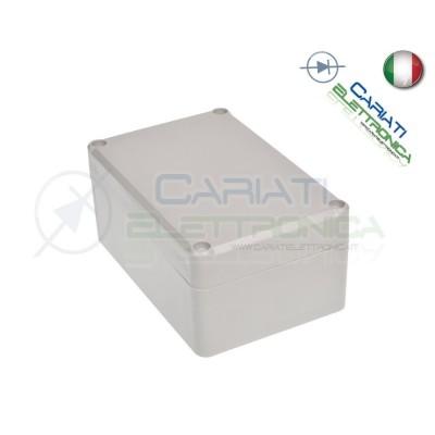CONTENITORE PLASTICO 118x55x78 CUSTODIA IN PLASTICA ELETTRONICA