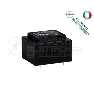 Trasformatore incapsulato 2,8VA 230V Doppia Uscita 2x6V