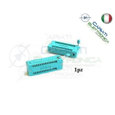 Zoccolo ZIF 40 pin per circuiti integrati DIL DIP 2,99 €
