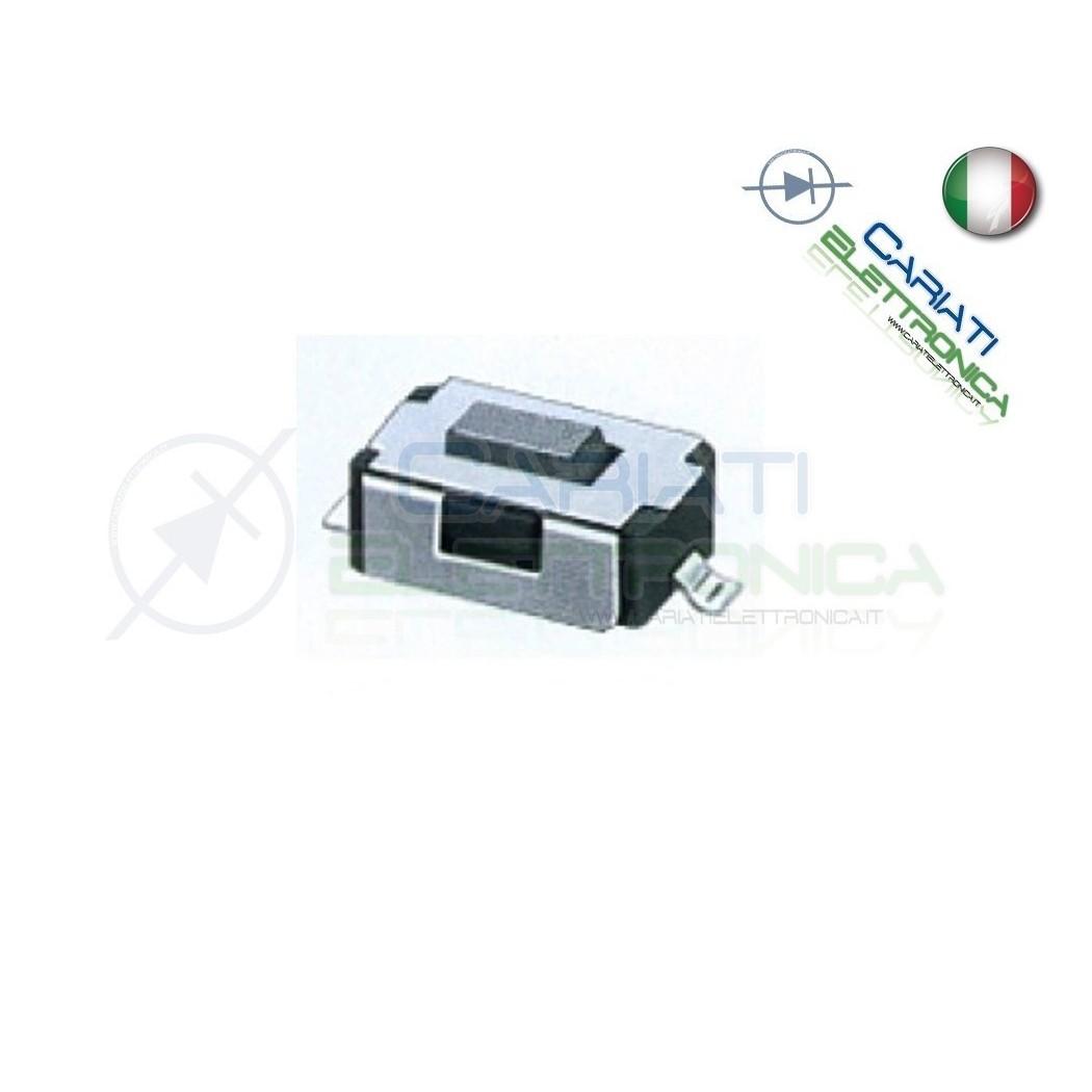 50 MINI MICRO PULSANTE 6X4X2.5 mm PCB Tactile Switch  6,00€