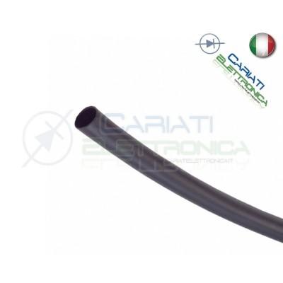 Guaina Termoretraibile Termorestringente NERA 1m da 5mm