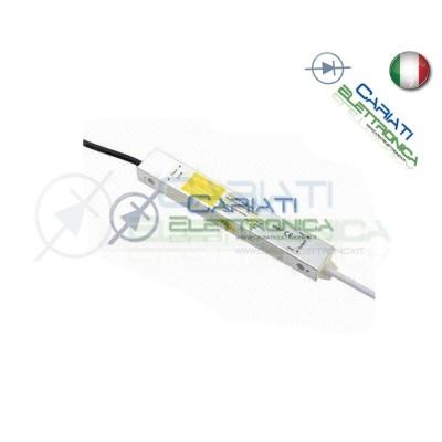 Alimentatore Trasformatore Per Led Protezione IP 3A 12V 230V