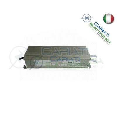 Alimentatore Trasformatore Per Led Protezione IP 5A 12V 230V