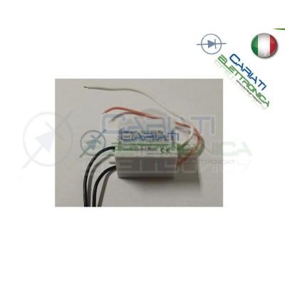 Driver Alimentatore per Alimentare Led Power da 3Watt AC DC 7-24V 12V 700mA