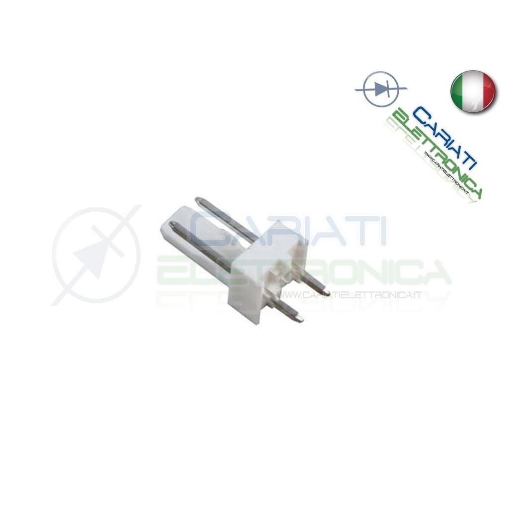 5 PEZZI Connettore Connettori MK Maschio 2 Poli  1,00€