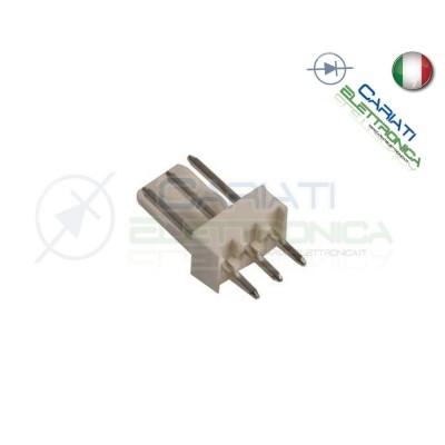 5 PEZZI Connettore Connettori MK Maschio 3 Poli