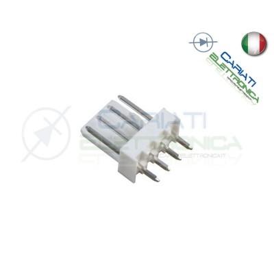 5 PEZZI Connettore Connettori MK Maschio 4 Poli  1,00€