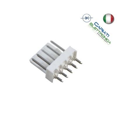 5 PEZZI Connettore Connettori MK Maschio 5 Poli