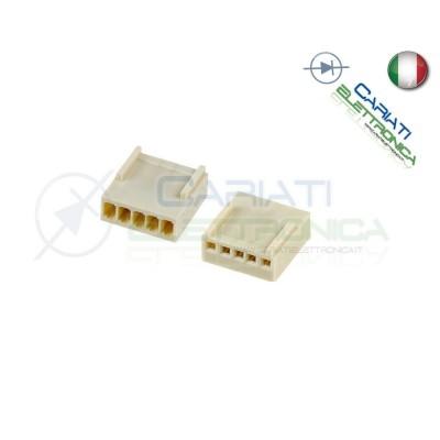 5 PEZZI Connettore Connettori MK Femmina 5 PoliGenerico