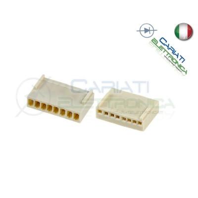5 PEZZI Connettore Connettori MK Femmina 8 Poli  1,00€