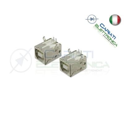 2 Pezzi Connettore Presa USB B 1,00 €