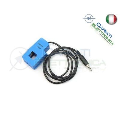 Sensore di Corrente SCT013 100A Amperometro Arduino Pic