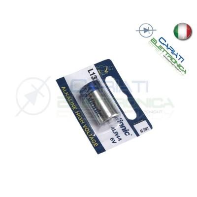 PILA BATTERIA VINNIC ALCALINA 6V 4LR44 476A A544 PX28 4G13 L1325  1,30€