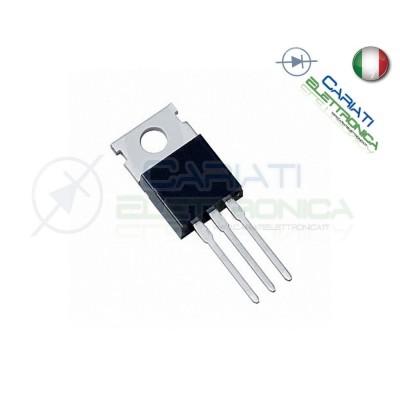 2 PEZZI 7805 L7805CV L7805CV LM7805 Regolatore Stabilizzatore di TensioneST MICROELECTRONICS