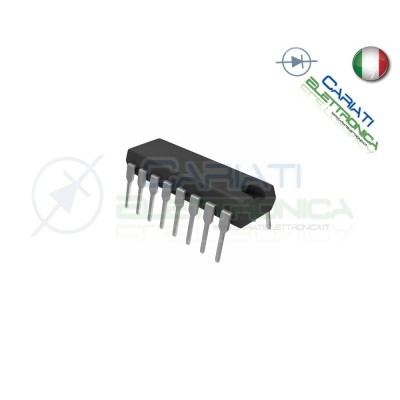 1 PEZZO ULN2003 Array 7 Transistor Darlington