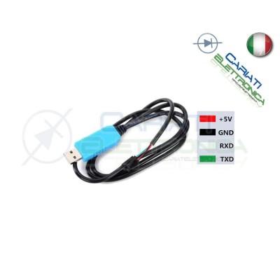 1 PEZZO PL2303 TA TTL USB RS232 Cavo Convertitore PL2303TA  5,50€