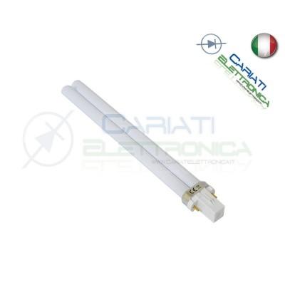 Lampada Lampadina 2pin G23 a Risparmio Energetico 7w 4000K  2,70€