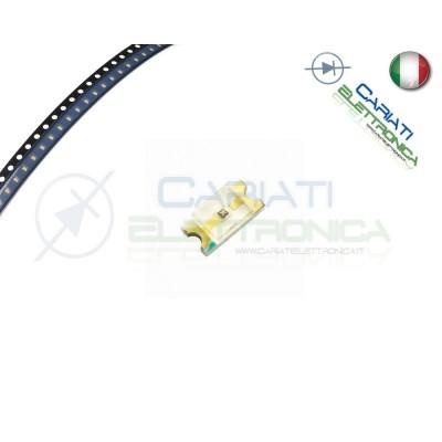10 Led smd 0603 ROSSO Rossi alta luminosità 4,00 €