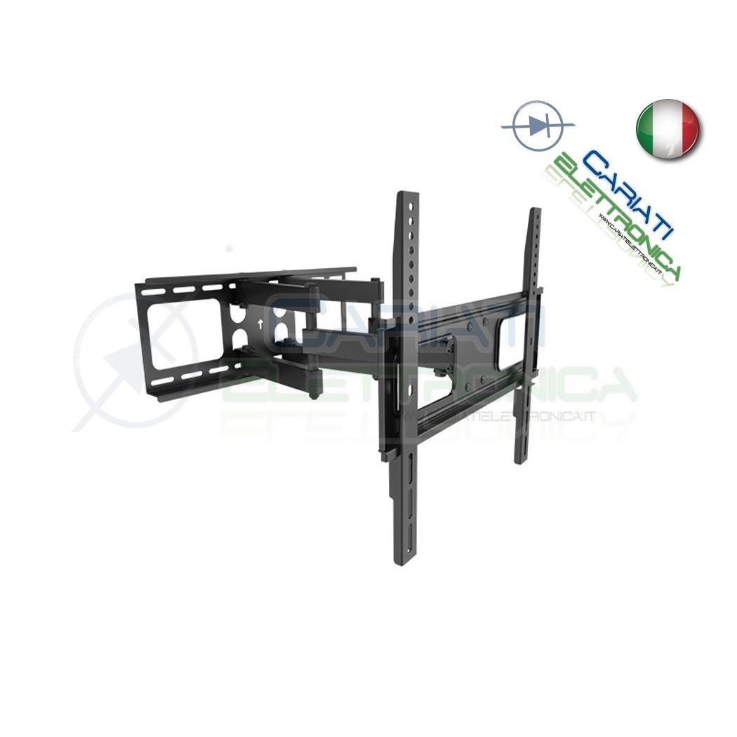 SUPPORTO STAFFA TV LCD TFT LED PLASMA DA 37 A 70 POLLICI 37 42,90 €