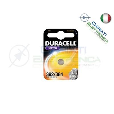 PILA 392 384 DURACELL BATTERIA Duracell