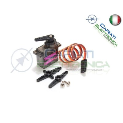 Servo Motore MG90S per Arduino Pic Servomotor