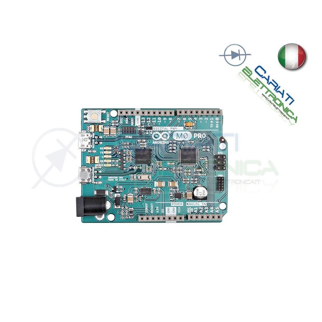 Arduino M0 Pro con microcontrollore Atmel SAMD21 Arduino 47,50 €