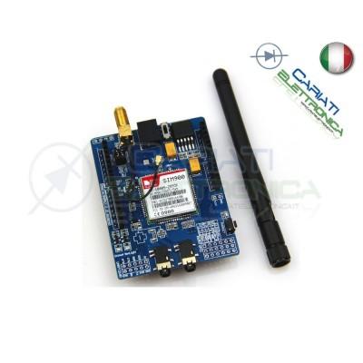 Shield GSM per Arduino completo di antenna SIM900 GPRS   48,90€