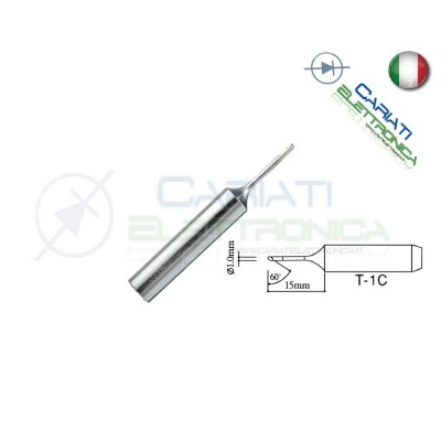 Punta 900M-T-1C stazione saldante stilo punte ricambio 1mm Guangzhou Yihua Electronic Equipment Co.,Ltd. 2,90 €