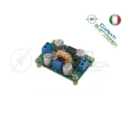 Convertitore Regolabile STEP UP 5A DC DC LM2587 Alimentatore