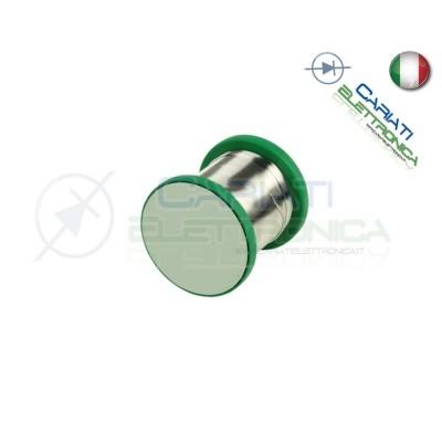 BOBINA ROTOLO STAGNO 100gr 1mm Sn99.3 Cu0.7 2  7,00€