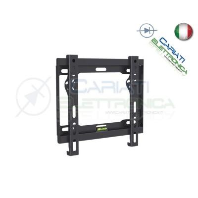 SUPPORTO STAFFA TV LCD TFT LED BASSO PROFILO DA 23 A 42 POLLICI 23  6,90€