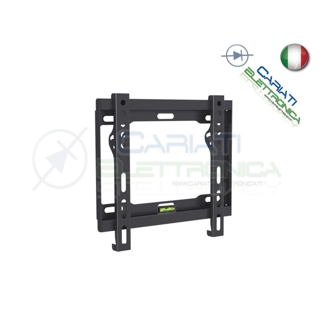 SUPPORTO STAFFA TV LCD TFT LED BASSO PROFILO DA 23 A 42 POLLICI 23