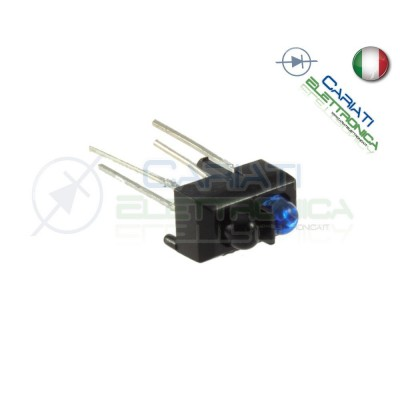 TCRT5000L Sensore Rilevamento Raggi IR Infrarossi Riflettente Fototransistor