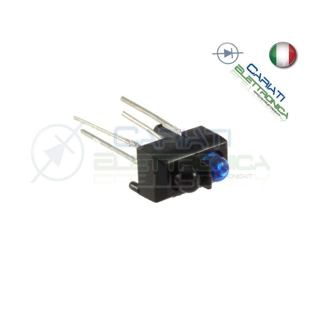TCRT5000L Sensore Rilevamento Raggi IR Infrarossi Riflettente Fototransistor  1,10€