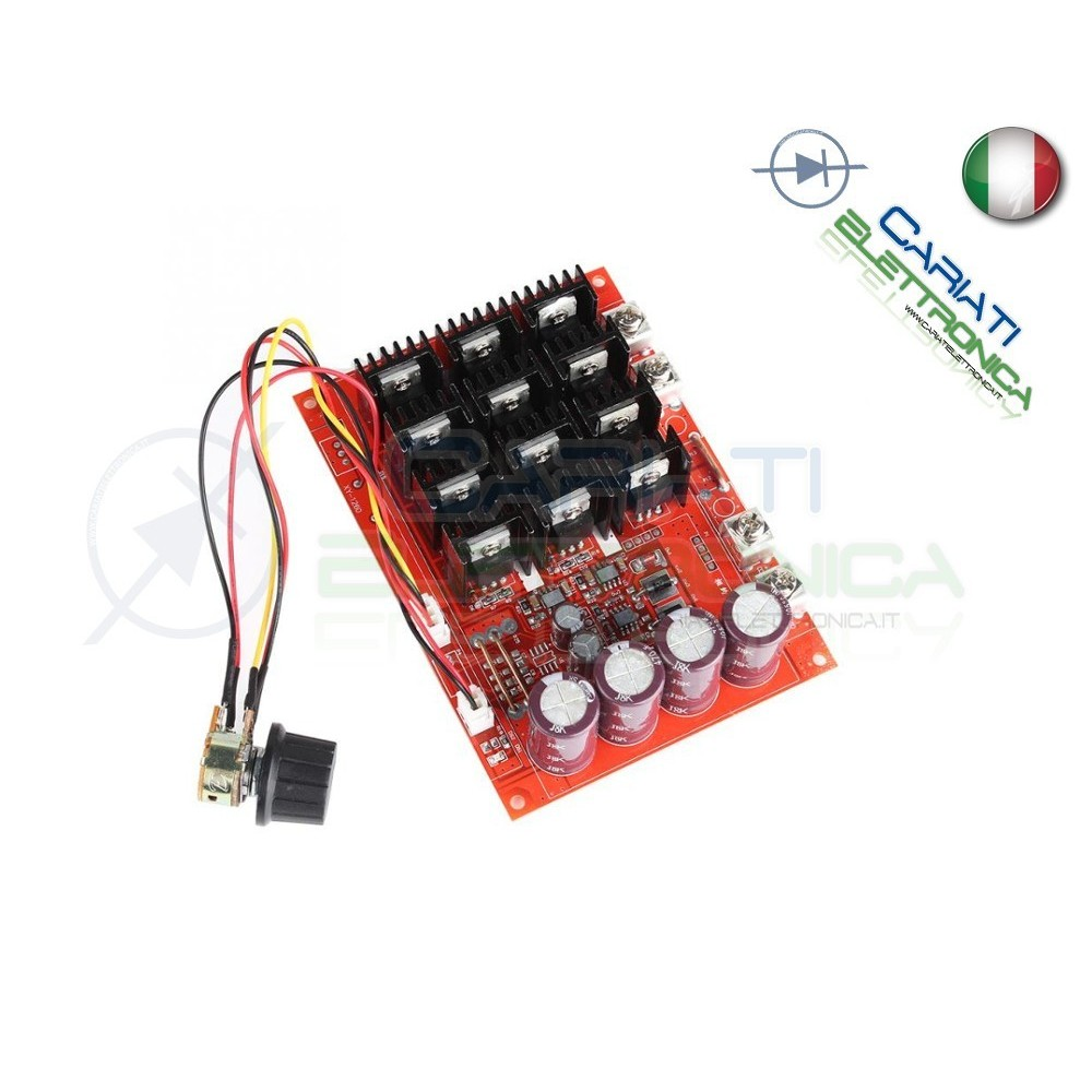 Schema Elettrico Regolatore Pwm : A pwm regolatore di velocità del motore dobosbuiphi ga