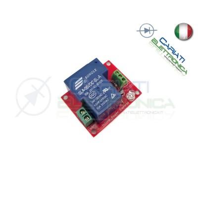 Scheda modulo 5V 1 relè canale 240Vac 30A SLA-05VDC-SL-A 5,00 €