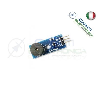 Scheda Circuito Buzzer Cicalino con Transistor S8550 anche per Arduino Pic