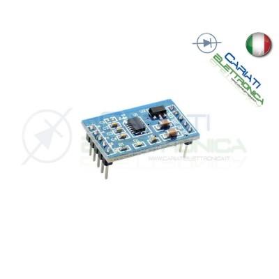 Scheda sensore sccelerometro 3 assi MMA7361 shield arduino pic