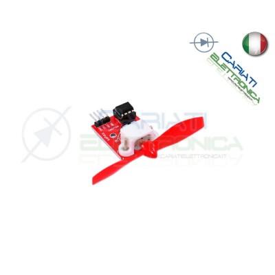Modulo scheda con ventola elica e driver L9110 fan module arduino  7,00€