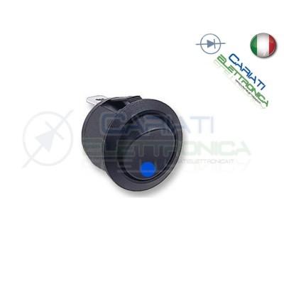 Interruttore Con Luce Blu 6A 250V  1,50€